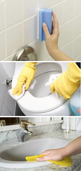 Bathroom Cleaning Service Lake Elsinore Maid House Cleaning - Home bathroom cleaning service