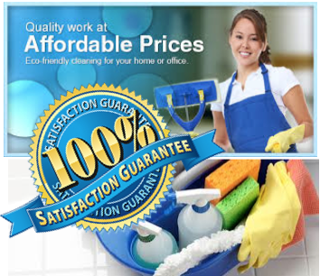 home cleaning satisfaction guarantee southern california